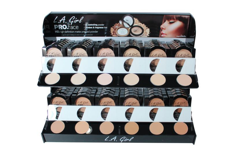 L.A Girl PRO.face HD Matte Pressed Light Medium Powder (GCD198.1)