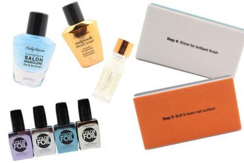 Sally Hansen Mixed Box of Nail Products