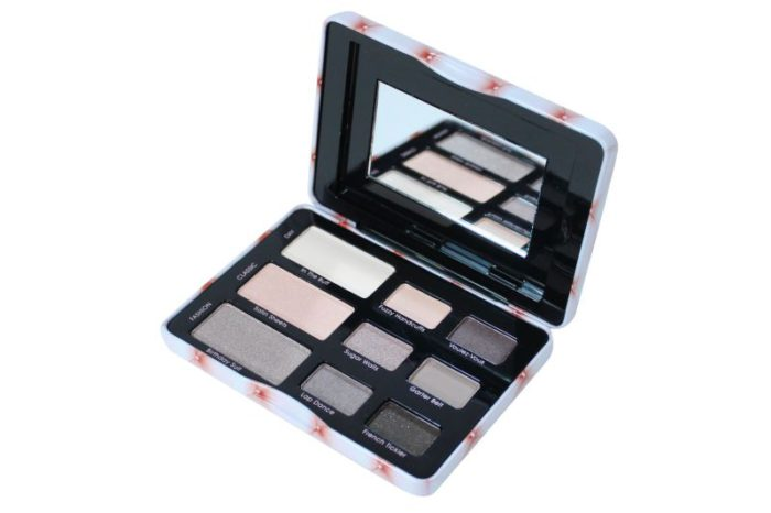 Beauty Creations Bare Naked Eyeshadow (ETP9-B)