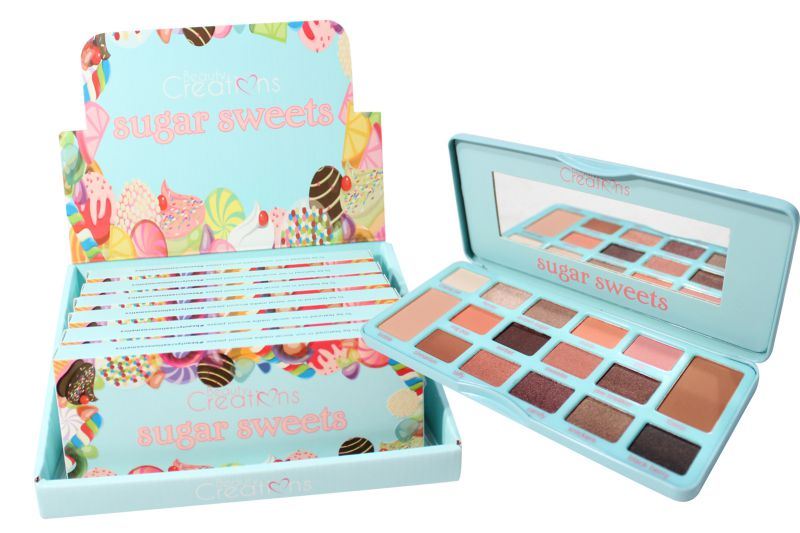 Beauty Creations Sugar Sweets (16ETS-B)