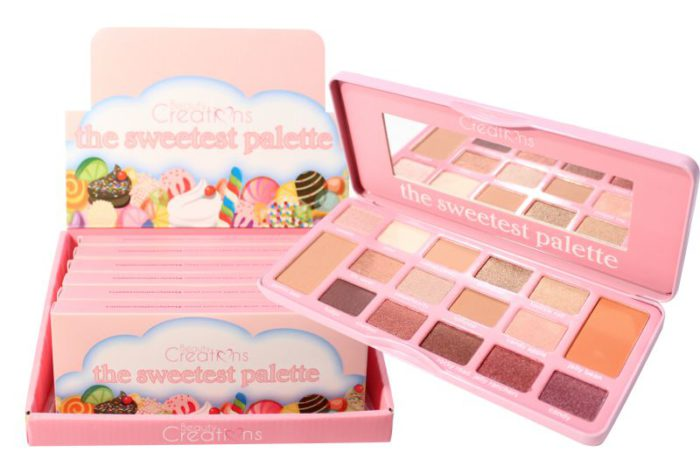 Beauty Creations The Sweetest Palette (16ETS)