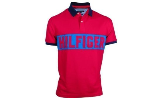 Tommy Hilfiger Men's Polo Shirt Lot