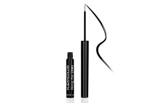 Kleancolor Along The Lines Liquid Eyeliner, product intensifier and modifier for different units.