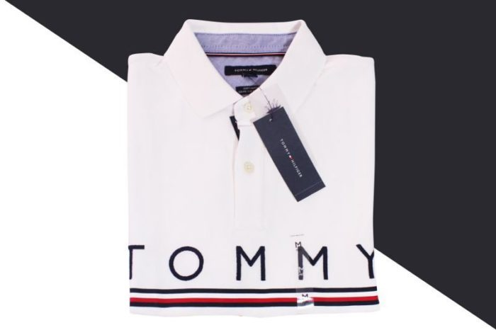 Wholesale Tommy Hilfiger Men's Polo Shirt Lot