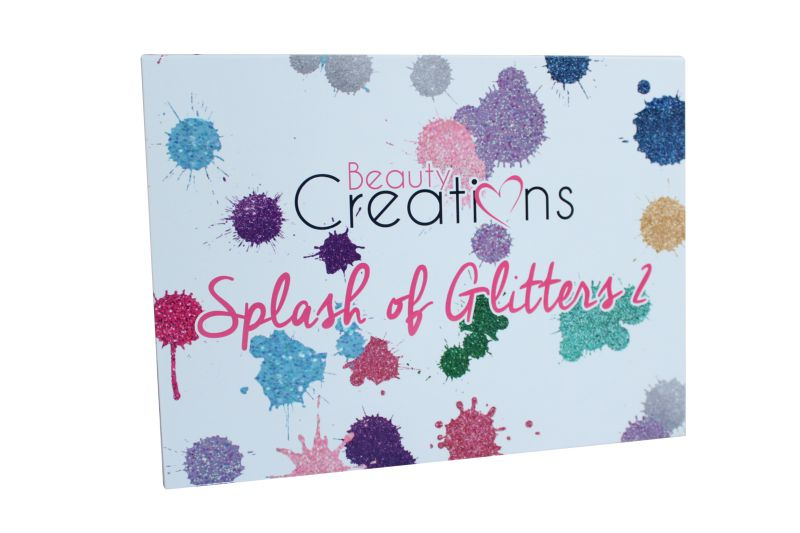 Beauty Creations Splash of Glitter (EG35)