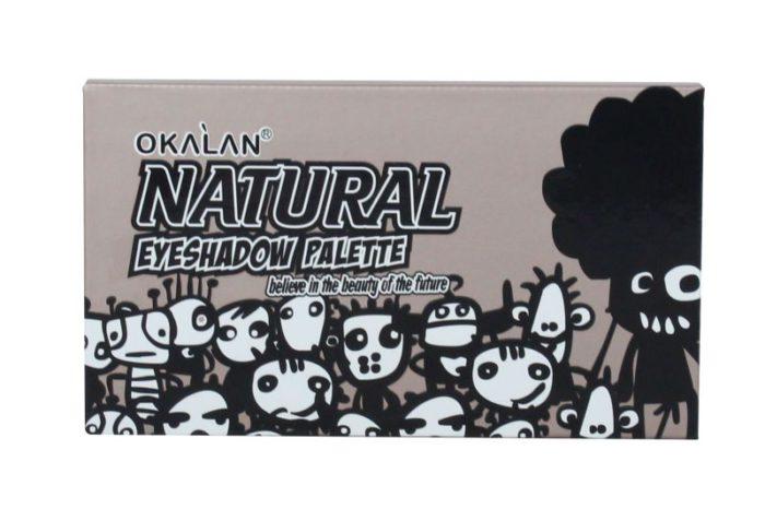 Okalan Natural Eyeshadow (OKL-E008)