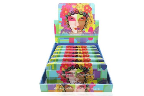 Okalan The Delectables Eyeshadow Palette CooL 14 shades with spectacular pigmentation per unit