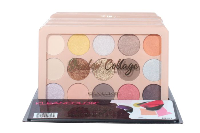 Kleancolor Shadow Collage Multi Finish Eyeshadow (ES201)