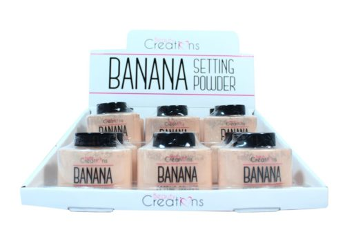 Beauty Creations Banana Setting Powder (BSP01)