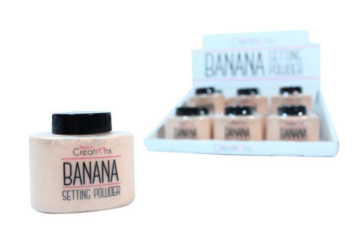 Beauty Creations Banana Setting Powder (BSP01)