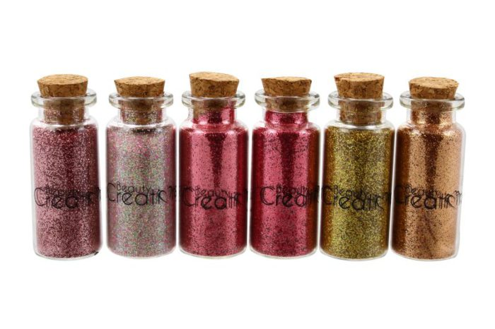Beauty Creations Glitter Collection (GBC18)