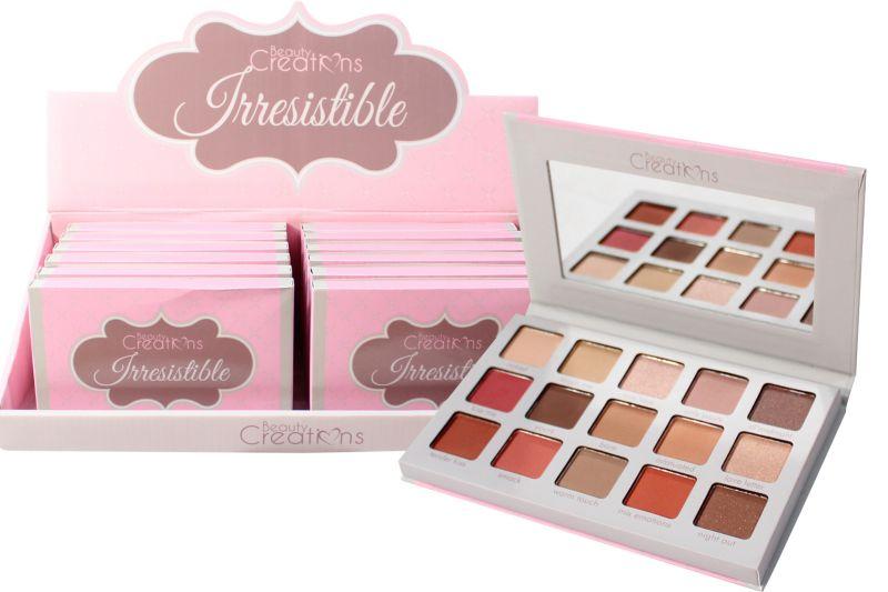 Beauty Creations Irresistible Eyeshadow Palette (E15-A)