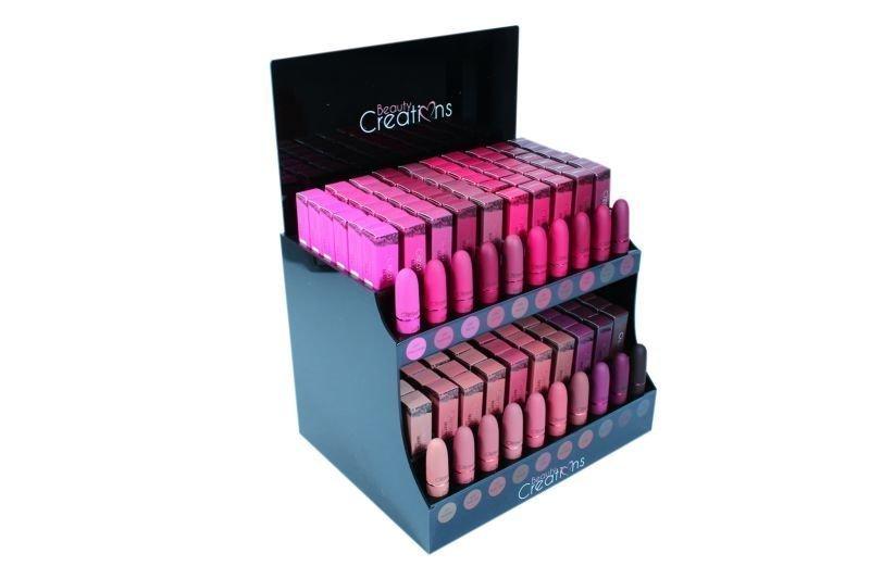 Beauty Creations Matte Lipsticks (DLS)