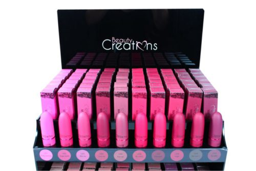 Beauty Creations Matte Lipsticks (DLS)