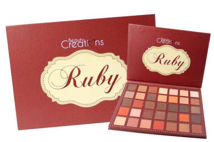 Beauty Creations Ruby Eyeshadow Palette (BCE1VOL1)