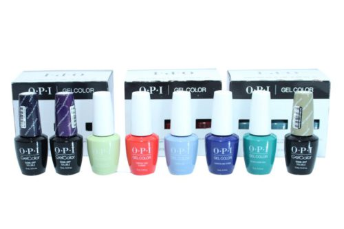 OPI Nail Lacquer Gel Color Soak-Off (GELCOLOR)