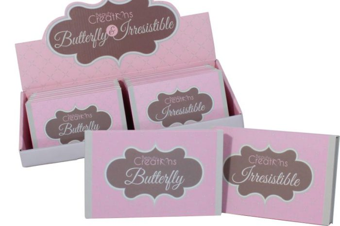 Beauty Creations Irresistible and Butterfly Eyeshadow Palette (E15-A and E15-B)