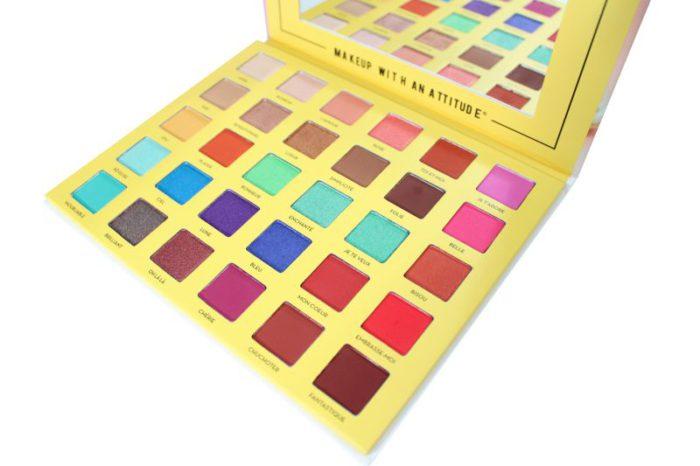 Rude Cosmetics C'est Fantastique Eyeshadow Palette (RC-88007)