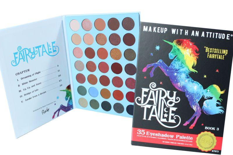Rude Cosmetics Fairy Tale Eyeshadow Palette (RC-87973)