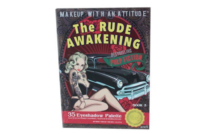 Rude Cosmetics The Rude Awakening Eyeshadow Palette (RC-87975)