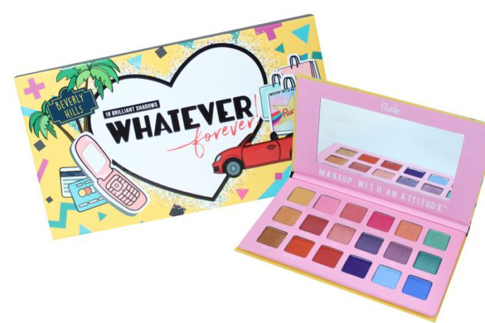 Rude Cosmetics Whatever Forever Eyeshadow Palette (RC-88002)