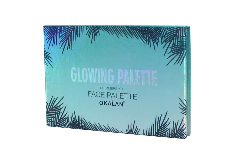Okalan Glowing Face Palette (OKL-E050C)