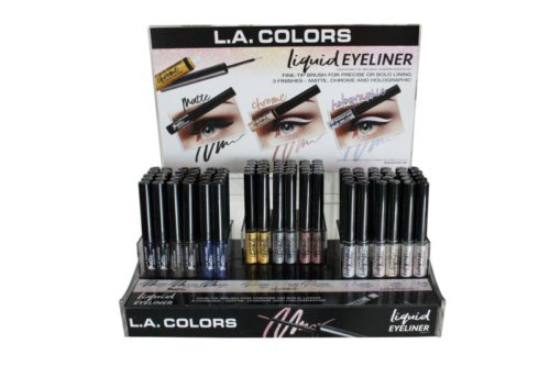 L.A. Colors Liquid Eyeliner (CAD437.1)