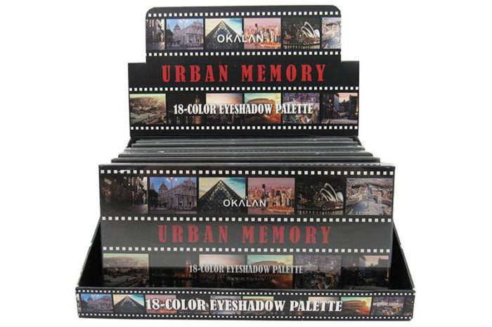 Wholesale-Okalan-Urban-Memory-18-Color-Eyeshadow-Palette-OKL-E064-1
