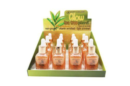 City Color Glow Tea Tree Primer Oil (F-0092)