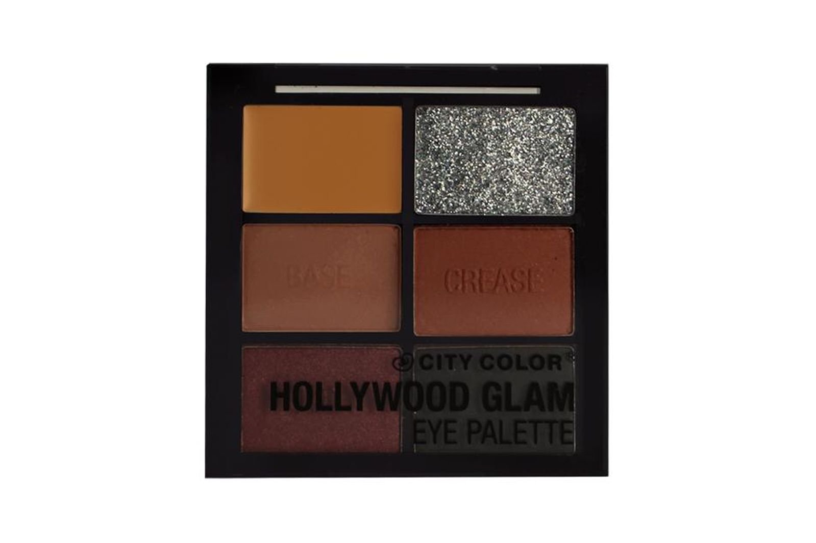 City Color Hollywood Glam Eye Palette (E-0087-1)