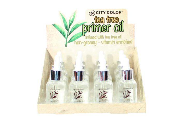 City Color Tea Tree Primer Oil (F-0067)