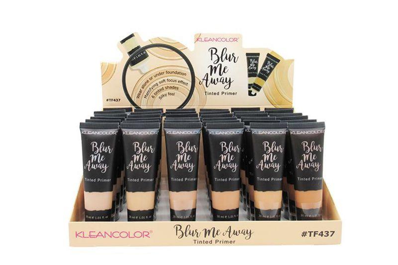 Kleancolor Blur Me Away Tinted Primer (TF437)
