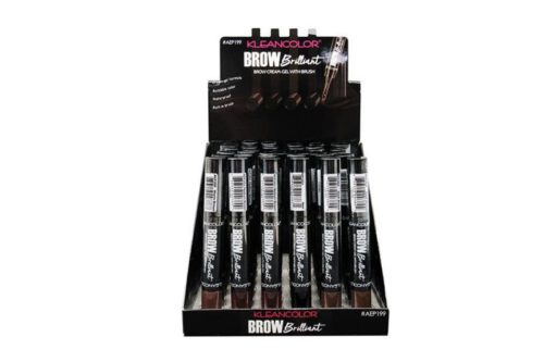 Kleancolor Brow Brilliant Brow Cream Gel With Brush (AEP199)