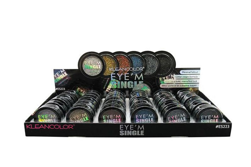 Kleancolor Eye'm Single - Glitter Eyeshadow (ES223)