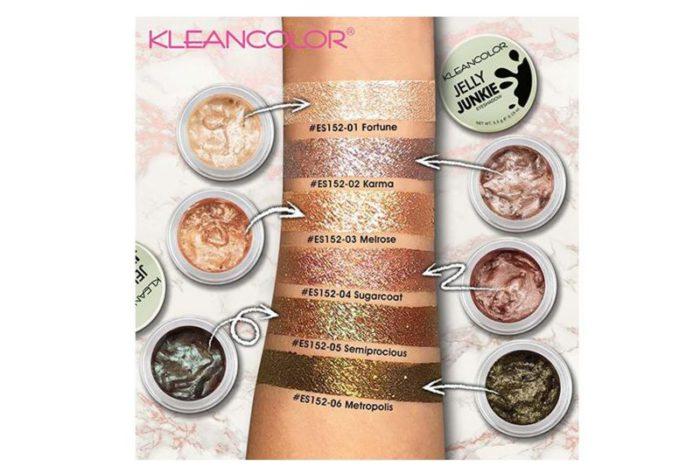 Kleancolor Jelly Junkie Eyeshadow (ES152)