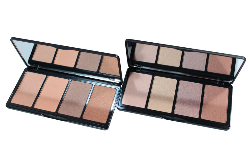 L.A. Girl Fanatic Blush & Highlighter Palette (GPD341)