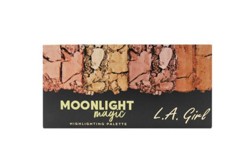 L.A. Girl Fanatic Highlighter Palette - Moonlight Magic (GBL426)