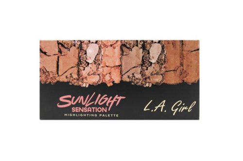 L.A. Girl Fanatic Highlighter Palette - Sunlight Sensation (GBL427)