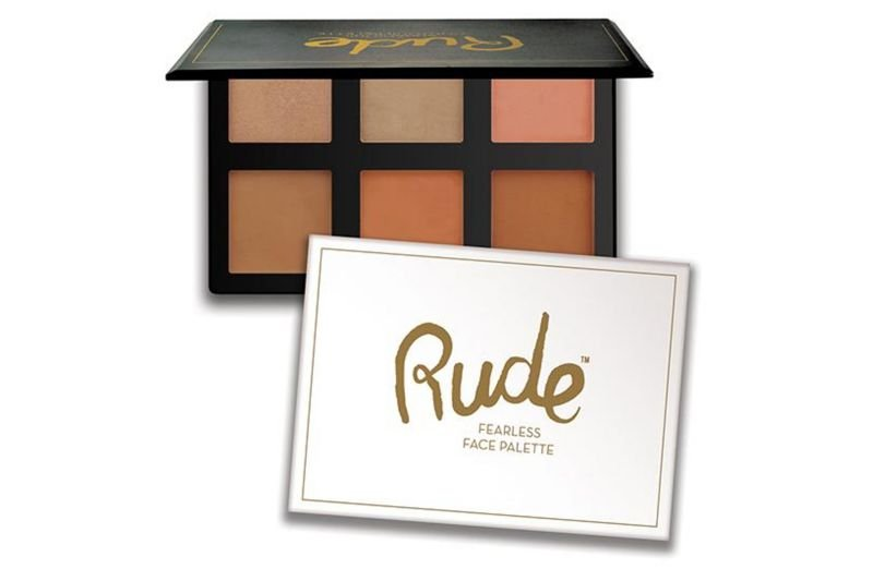 Rude Cosmetics Fearless Face Palette (RC-65549)