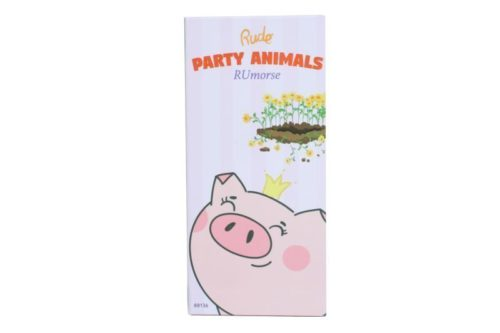 Rude Cosmetics Party Animals 10 Eyeshadow Palette - Rumorse (RC-88136)