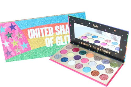 Rude Cosmetics United Shades Of Glitter (RC-87900)
