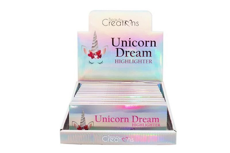 Beauty Creations Unicorn Dream Highlighter Palette (HD01)