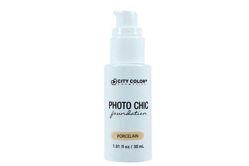 City Color Photo Chic Foundation – Porcelain (CCF-010-1)