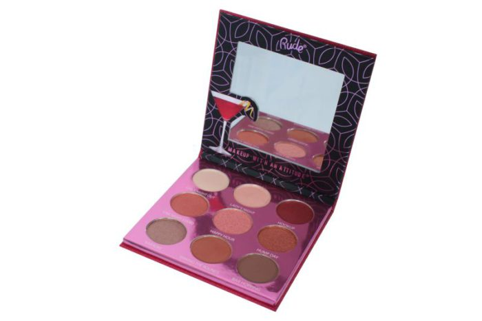 Rude Cosmetics 9 Color Eyeshadow Palette – The Cosmo (RC-88179)