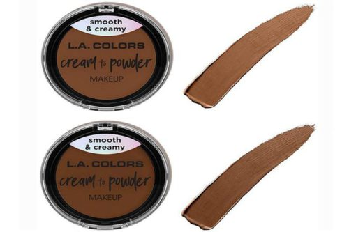 L.A. Colors Cream to Powder Makeup 8 Shades Assorted (CCP325-32)