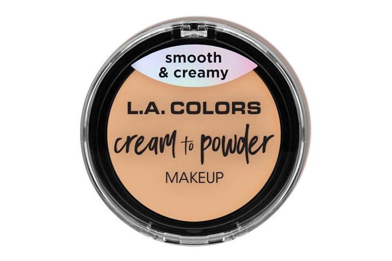 L.A. Colors Cream to Powder Makeup - Buff (CCP321)