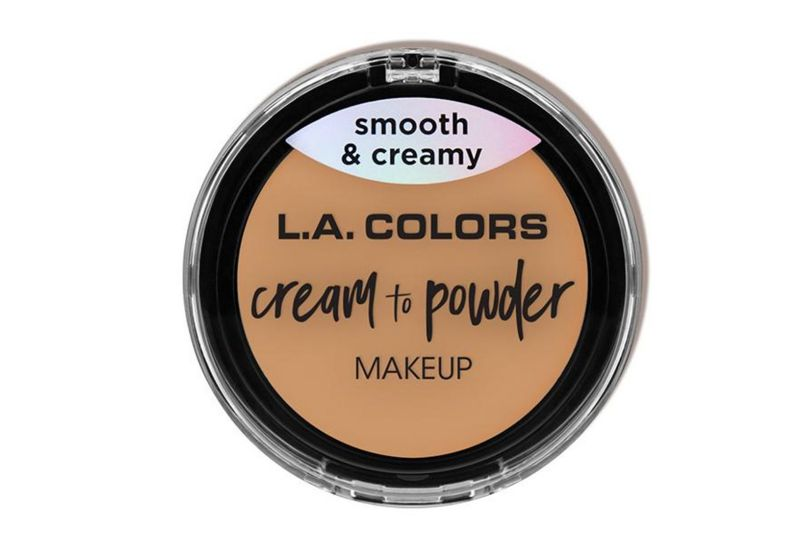 L.A. Colors Cream to Powder Makeup - Nude (CCP324)