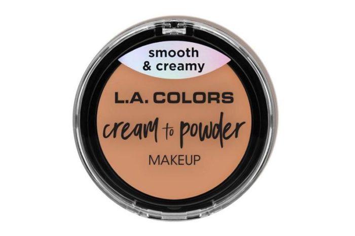 L.A. Colors Cream to Powder Makeup - Shell (CCP323)