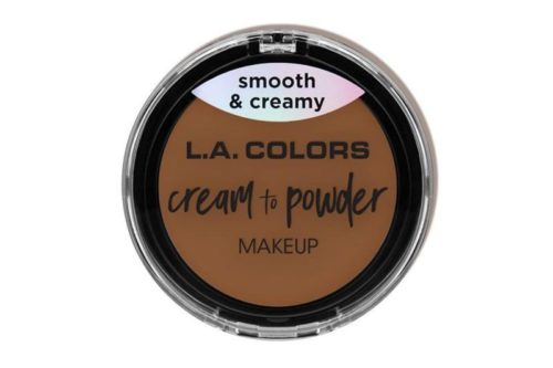 L.A. Colors Cream to Powder Makeup - Tan (CCP329)