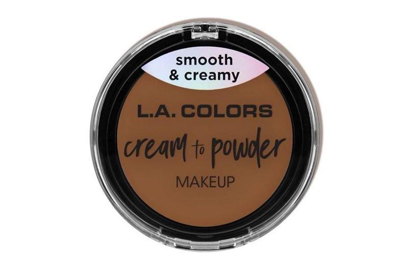 L.A. Colors Cream to Powder Makeup - Tan (CCP329)